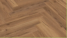 Load image into Gallery viewer, Oak Robust Fumed Herringbone 12mm