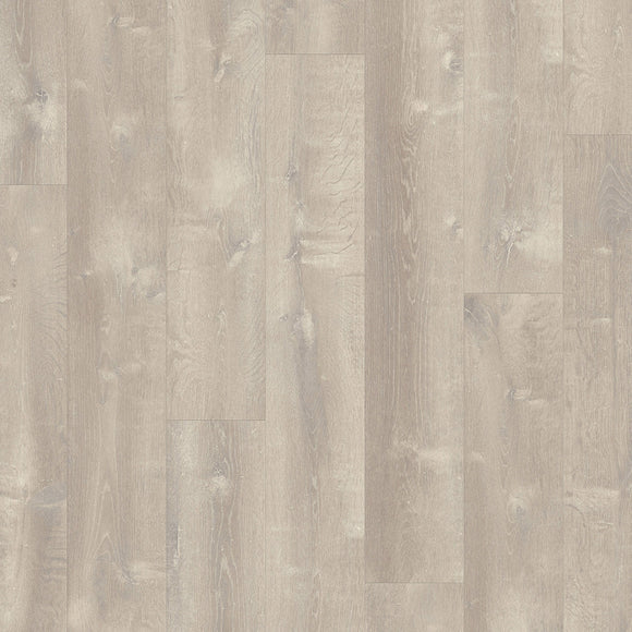 Quickstep Sand Storm Oak Warm Grey PUCL40083 - Livyn Pulse Click