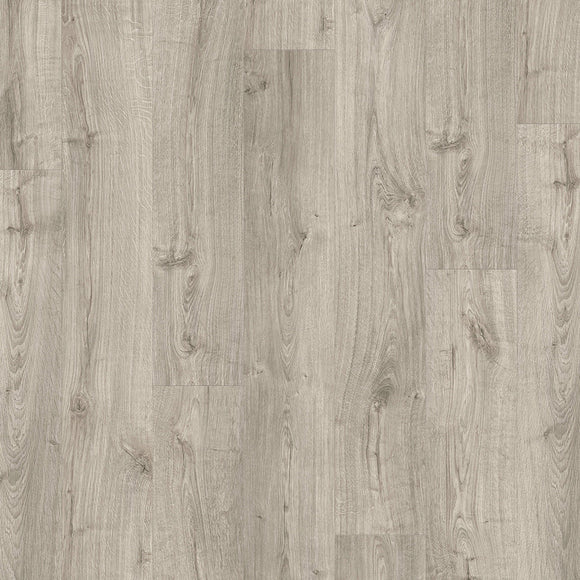 Quickstep Autumn Oak Warm Grey PUCL40089 - Livyn Pulse Click