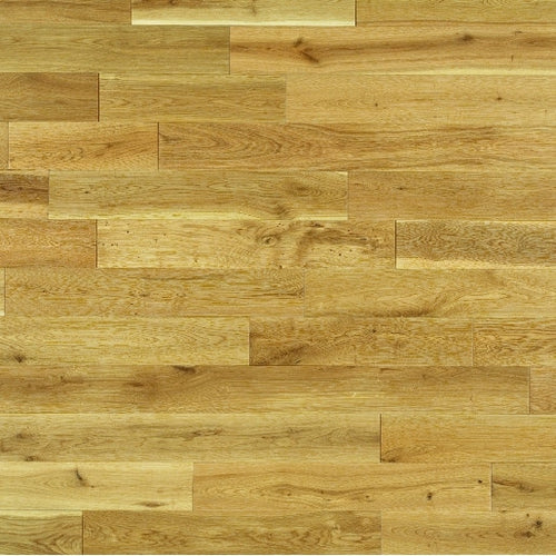 Elka Rustic UV Brushed & Oiled Oak 18mm Solid