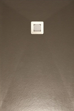 Load image into Gallery viewer, Slate Shower Tray - Anthracite / White / Taupe
