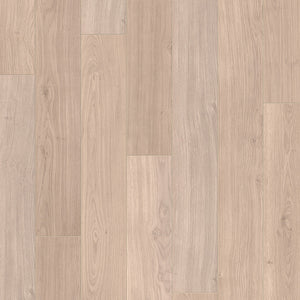QuickStep Light Grey Varnished Oak - Elite UE1304