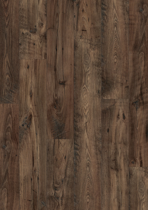 Quickstep Reclaimed Chestnut Brown - Eligna Wide UW1544