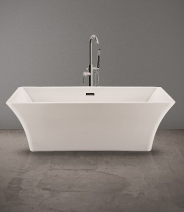 Lauren Contemporary Freestanding Bath - All Interiors Maghera