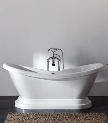 Monarch Freestanding Bath - All Interiors Maghera