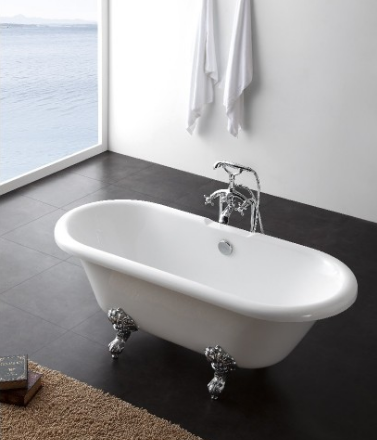Duchess Traditional Freestanding Bath - All Interiors Maghera
