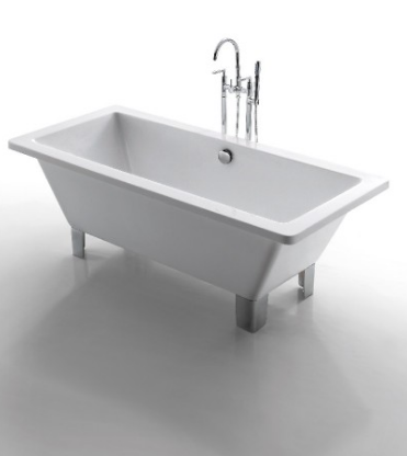 Earl Contemporary Freestanding Bath