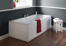Load image into Gallery viewer, Asselby Square Double Ended Bath