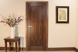 Walnut Shaker Door - 1 Panel