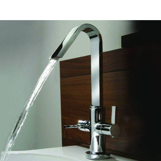 Hudson Reed Clio Mono Basin Mixer: Ex-Display