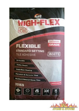 Arc High Flex 55 Adhesive White
