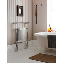 Load image into Gallery viewer, Harrow Heated Towel Rail H965 x W673