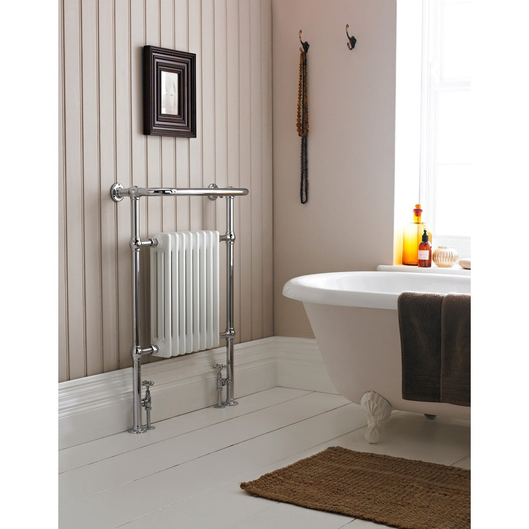 Harrow Heated Towel Rail H965 x W673