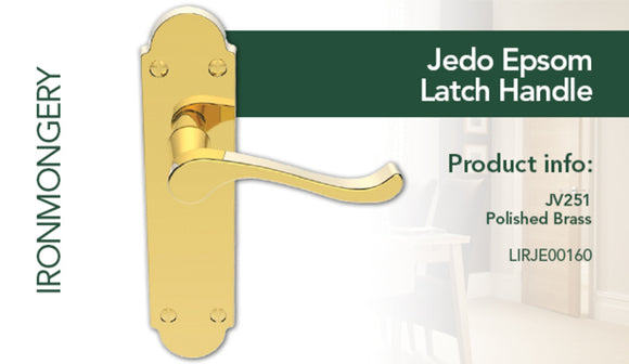 Pair of Lever on Backplate Handles