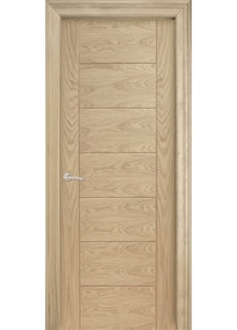 Palermo White Oak Door PKF