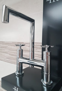 Hudson Reed Pizazz Bath Filler