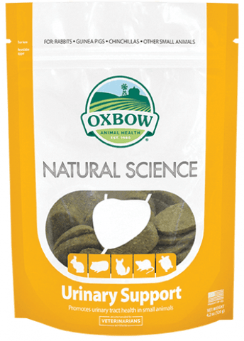 Oxbow Natural Science Urinary Supplement For Small Animals - 60 ct