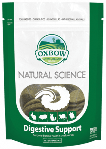 Oxbow Natural Science Digestive Supplement For Small Animals - 60 ct