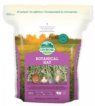 Oxbow Botanical Hay For Small Animals - 15 oz