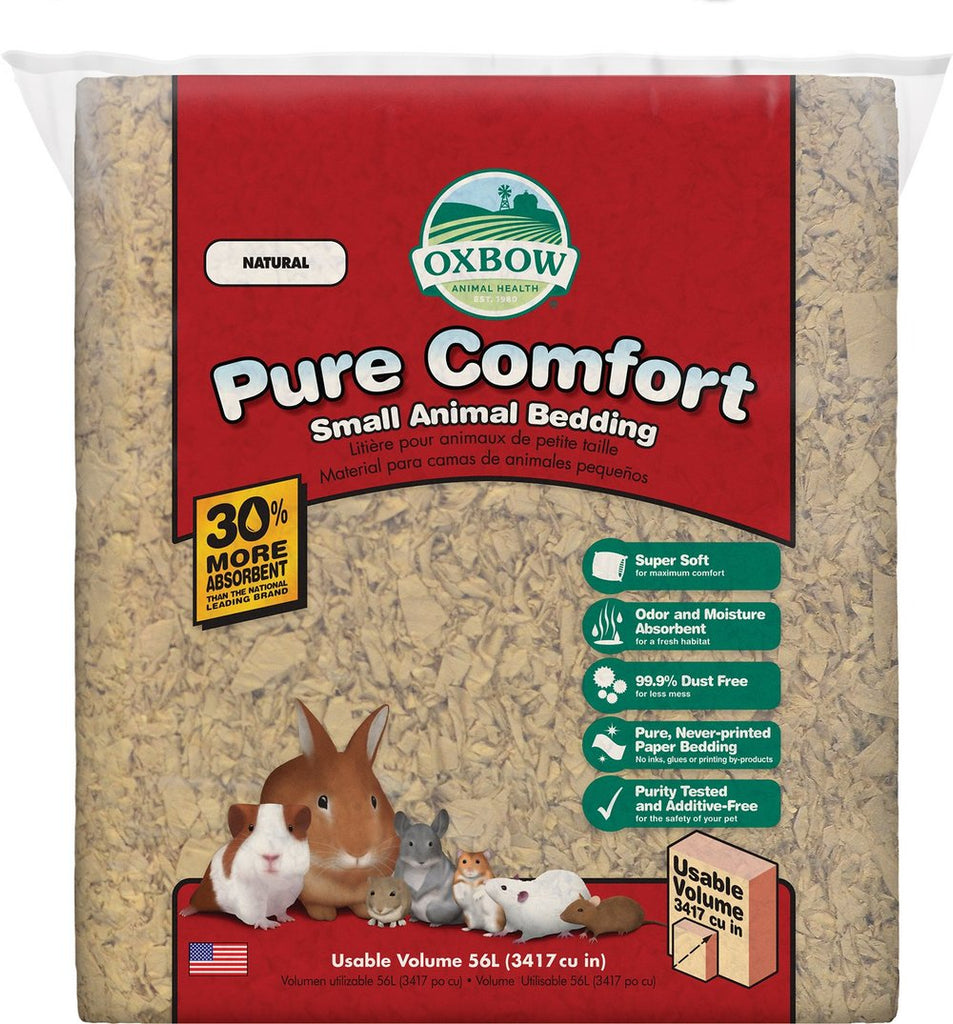 Oxbow Pure Comfort Natural Bedding For Small Animals