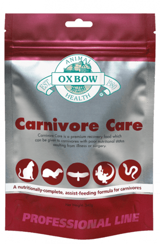Oxbow Carnivore Care For Small Animals