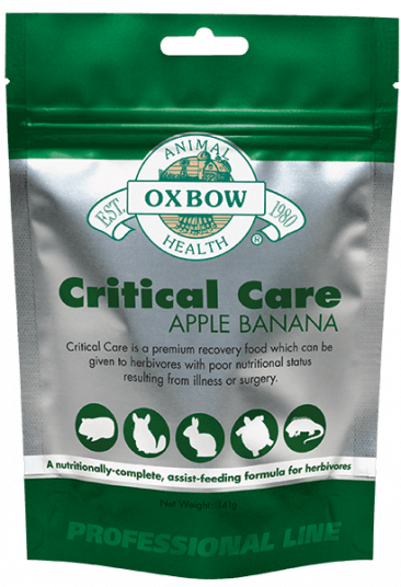 Oxbow Critical Care Apple & Banana For Small Animals