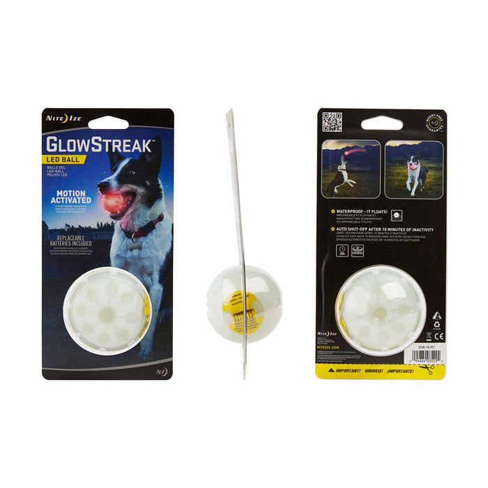 Nite Ize LED Ball / SpotLit LED Collar Light Combo - Disc-O