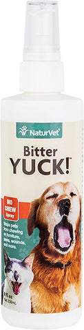 NaturVet Training Aid Bitter Yuck! No Chew Spray