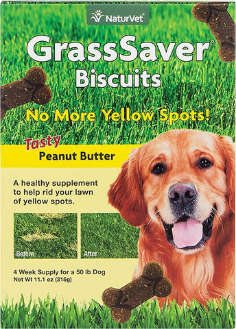NaturVet Yard Care Grass Saver Biscuit - 11 oz Box