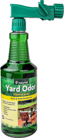 NaturVet Yard Care - Yard Odor Eliminator - 32 oz