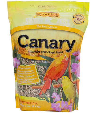 Kaylor of Colorado Sweet Harvest Canary Seed