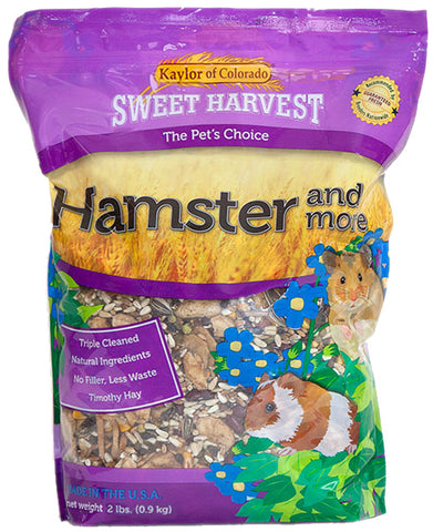 Kaylor of Colorado Sweet Harvest Small Animal Food - Hamster & More