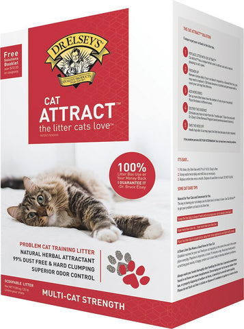 Precious Cat - Cat Attract Litter - 20 lb Box
