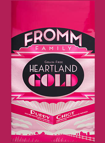 Fromm Family Heartland Gold Puppy Dog Food