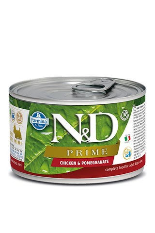 Farmina N&D Prime Canine Chicken & Pomegranate Puppy Wet Food