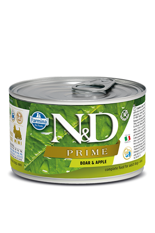 Farmina N&D Prime Canine Boar & Apple Adult Wet Food
