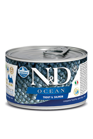 Farmina N&D Ocean Canine Adult Wet Food - Trout & Salmon