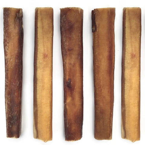 "Jack & Pup 6"" Bully Sticks For Dogs"