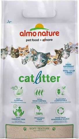 46295 Almo Nature USA Litter 5lb