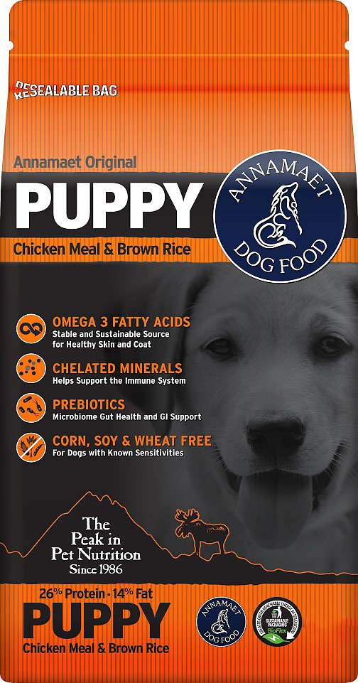 Annamaet Petfoods- Original Puppy Dry Dog Food