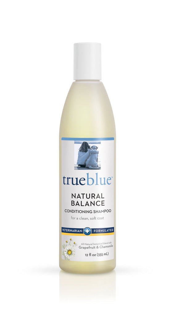 True Blue Conditioning Shampoo - With Green Tea, Chamomile, and Vitamins A, C, and E