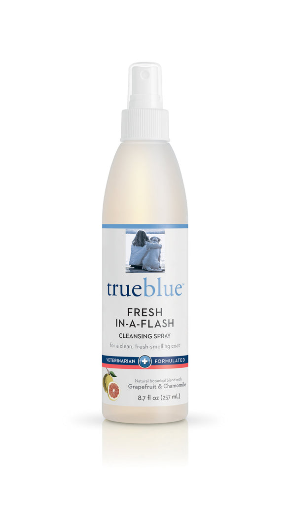True Blue Fresh in a Flash Cleansing Spray With Grapefruit and Chamomile - 8.7 oz Bottle