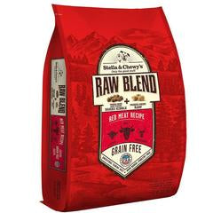 Stella and Chewy Dog Raw Blend Red Meat Kibble