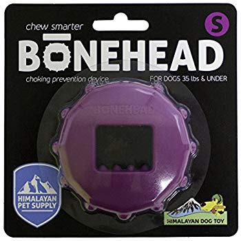 Himalayan Dog Chews Bonehead Chew Holder - Small