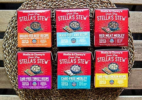 Stella and Chewy Dog Stew 12pk 11oz