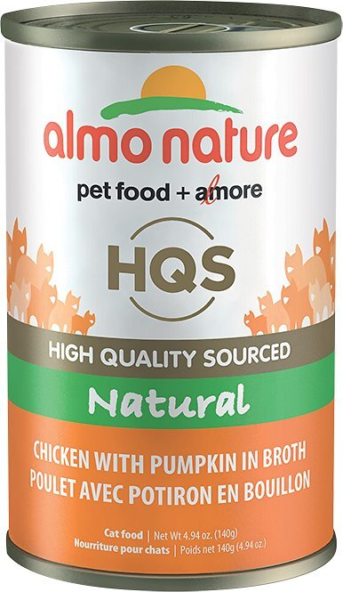 46223 Almo Nature USA Natural Chicken with Pumpkin 24/4.94oz