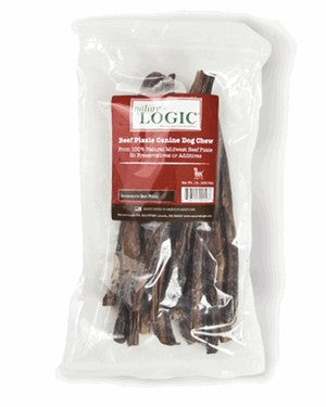 Nature's Logic Beef Pizzle Chew Dog Treat 1 lb Bag