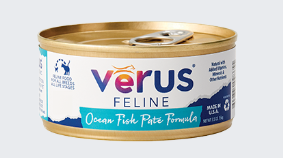 VeRUS Ocean Fish Formula Canned Cat Food 24 pk/5.5 oz cans