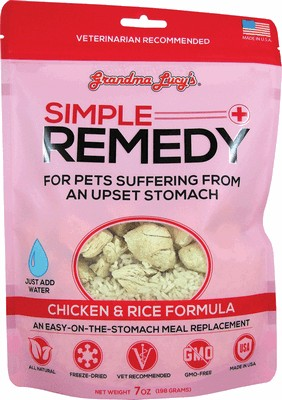 Grandma Lucy's Simple Replacement Chicken and Rice 7 oz Bag