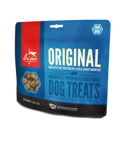 Orijen Freeze Dried Dog Treats- Original